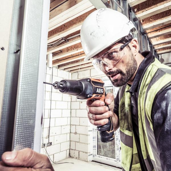 12 V Drywall Screwdriver