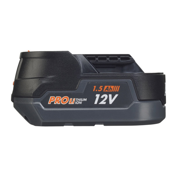Acumulator 12 V 1,5 Ah Prolithium-Ion montare prin culisare