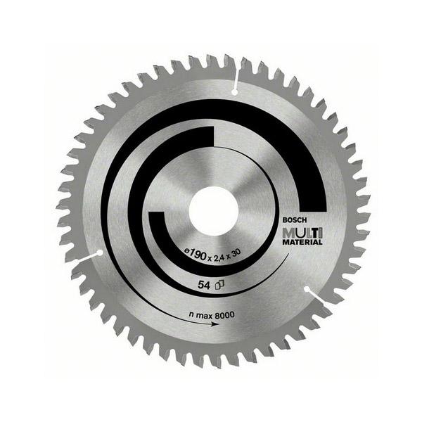 Multi Material for hand-held circular saws