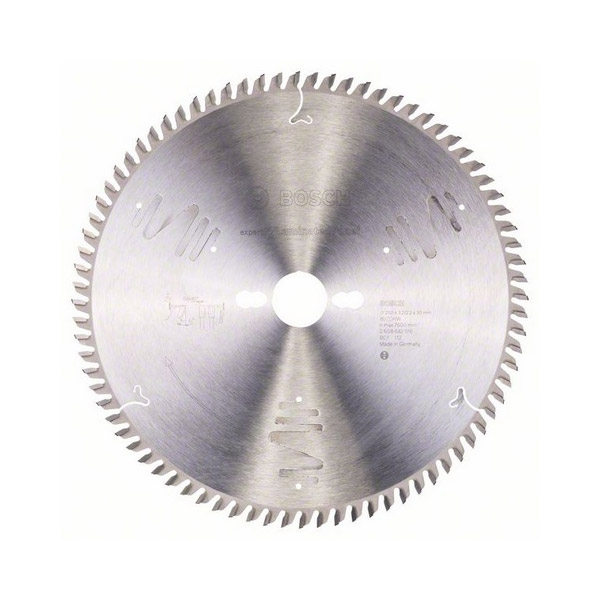 Circular saw blades for horizontal/vertical panel sizing and table saws