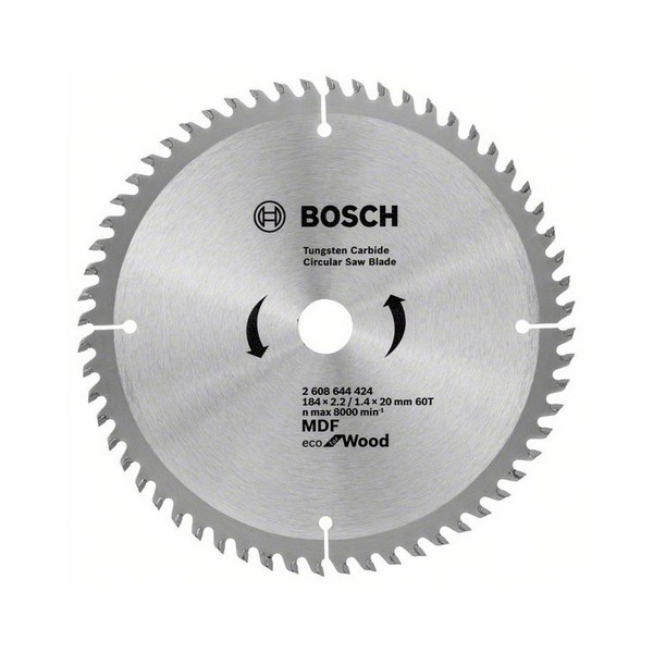 Circular saw blades for hand-held circular saws