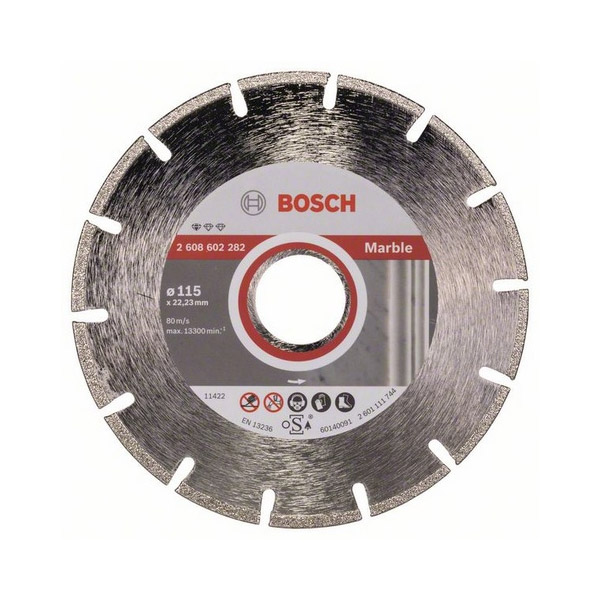 Diamond cutting discs Marble for angle grinders