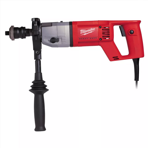 2-speed dry diamond drill