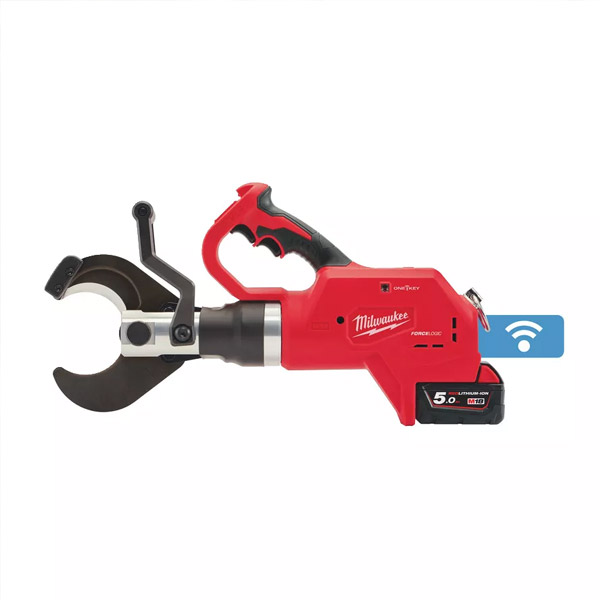 M18™ FORCE LOGIC™ hydraulic underground cable cutter
