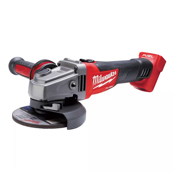 M18 FUEL™ 125 mm angle grinder with slide switch