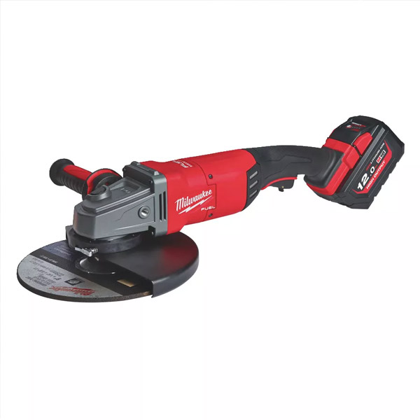 M18 FUEL™ 230 mm large braking grinder with paddle switch