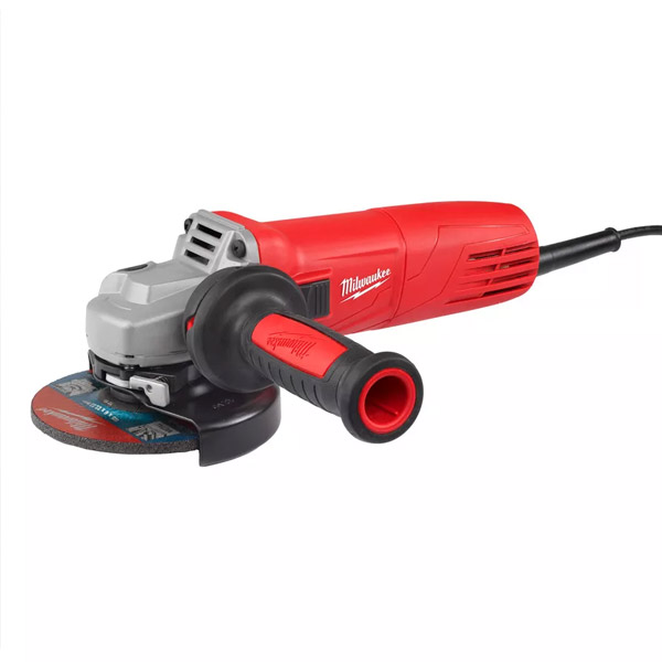 1000 W angle grinder with AVS