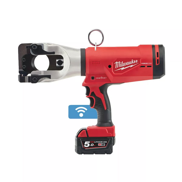 M18™ FORCE LOGIC™ hydraulic 44 mm cable cutter