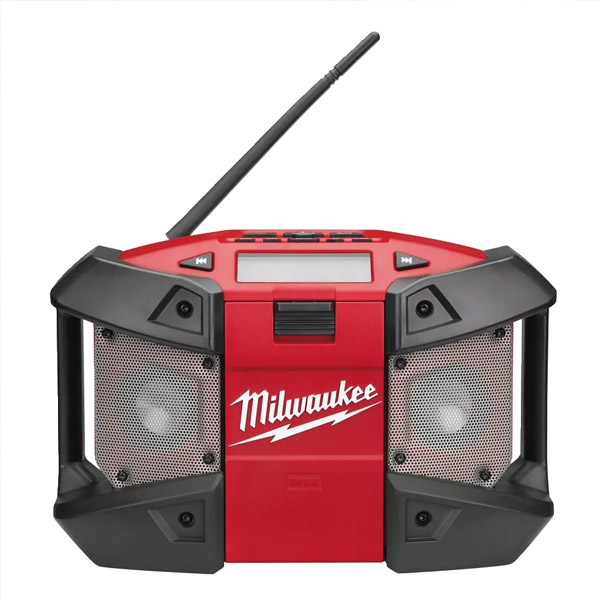 M12™ sub compact radio with MP3 player connection